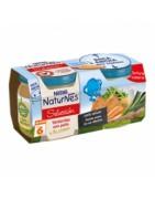 Nestle Naturnes Verduritas con Pollo a la Crema 2x200g