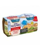 Nestle Naturnes Judías Verdes y Patatas con Ternera 2x200g