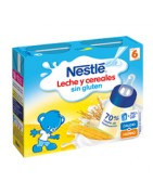 Nestle Leche y Cereales con Galleta María 2x250ml
