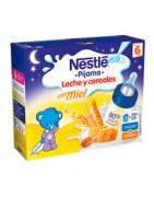 Nestle Pijama Leche y Cereales con Miel 2x250ml