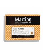 Martinn Cápsulas para la Caída del Cabello 60 Comprimidos