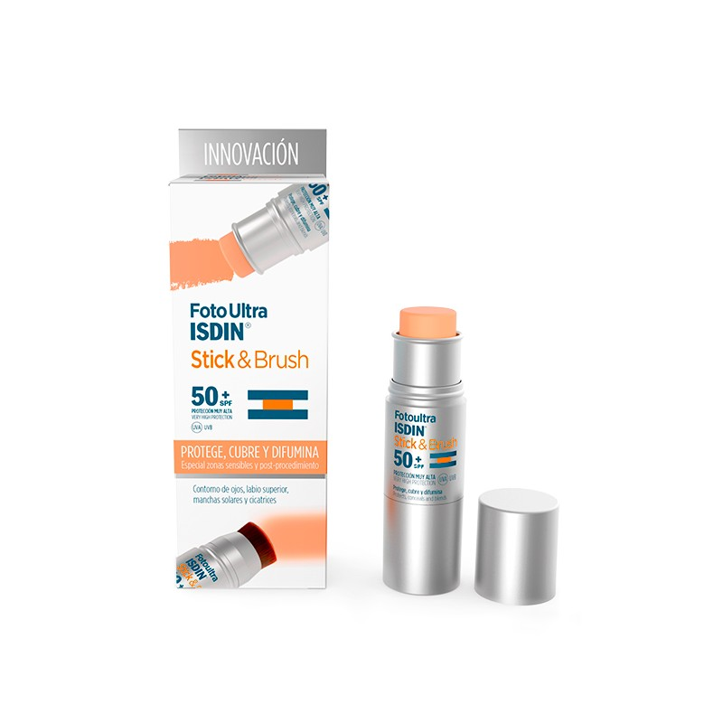 Isdin Foto Ultra Stick & Brush SPF50