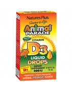 Animal Parade Vitamina D3 Líquida 10ml