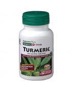Curcuma (Turmeric) Natures Plus 60 Cáps