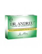 Pastillas para la Garganta Dr Andreu 24uds