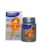 Dragavit Super Energy 24H 40 Comprimidos