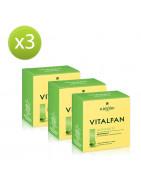 Rene Furterer Vitalfan Anticaída Reaccional Pack Triple 3x30 Cápsulas
