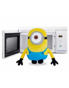 Warmies Minion Stuart Calentable en Microondas