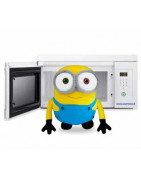 Warmies Minion Bob Calentable en Microondas