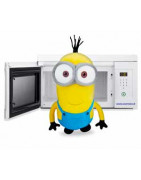 Warmies Minion Kevin Calentable en Microondas
