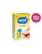 Nestlé Papilla 5 Cereales 600g
