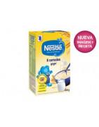 Nestle Papilla 8 Cereales con Yogur 600g