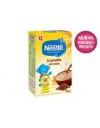 Nestle Junior Papillas 8 Cereales al Cacao 600g