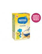 Nestle Papilla de Cereales 8 Cereales con Bífidus 600g