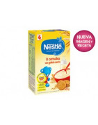 Nestle Papilla de 8 Cereales con Galleta 600g