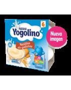 Nestle Iogolino Natillas Sabor Galleta 4x100g