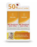 Weleda Pasta Dental para Niños 2x50ml