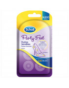 Plantillas Party Feet Puntos Sensibles Dr Scholl