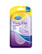 Party Feet Almohadillas Talón Dr Scholl