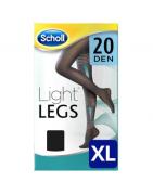 Medias de Compresión Ligera Dr Scholl T.XL Negro