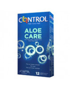 Anticonceptivos Control Aloe Care 12uds