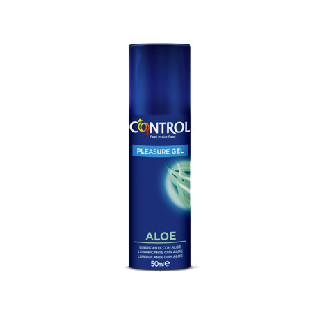 Control Sex Senses Aloe Gel 50ml