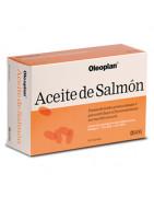 Oleoplan Aceite de Salmon 60 Cápsulas