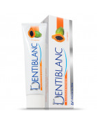 Dentiblanc Pasta Blanqueador Intensivo con Papaína 100ml