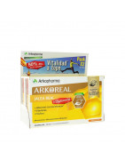 Arko Jalea Real Vitaminada Pack 2x20 Ampollas