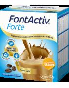 FontActiv Forte Café 10x30g Sobres