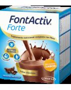 FontActiv Forte Sabor Chocolate 420g