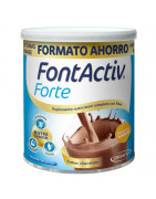 FontActiv Forte Chocolate 800g
