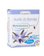 Nutrabasics Aceite de Borraja 60 Perlas