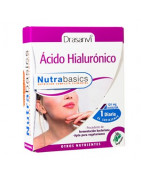 Nutrabasics Ácido Hialurónico 30 Cápsulas