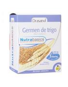 Nutrabasics Germen de Trigo 90 Perlas