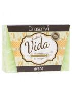 Pastilla de Jabón Avena Drasanvi 100g