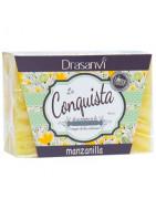 Pastilla de Jabón Manzanilla Drasanvi 100g