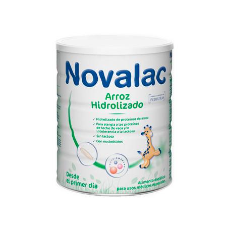 Leche lactante Novalac Arroz Hidrolizado 400g