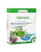 Nutrabasics Valeriana 30 Cápsulas