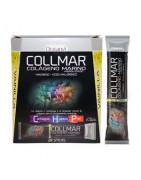 Collmar Colágeno Marino + Magnesio Vainilla 20 Sticks