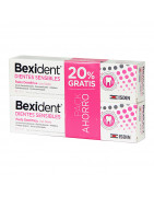Bexident Pasta DUPLO Dientes Sensibles 2x75ml