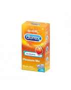Preservativos Durex Dame Placer Efecto Calor 12uds