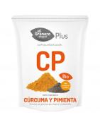 Cúrcuma y Pimienta BIO El Granero 200g