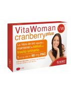 Vita Woman Cranberry Plus Eladiet 60 Comprimidos