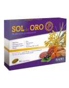 Sol de Oro para la alergia Eladiet 30 Comprimidos