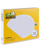Mimos FUNDA Almohada para Bebés Prematuros o Recién Nacidos Talla XS (0- 3 Meses)