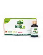 Omega 3 Enerzona RX Líquido 3x33ml