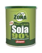 Enerzona Proteínas de Soja 90% 216g