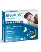 Epaplus Melatonina Forte+ RETARD 1,98mg 60 Cápsulas