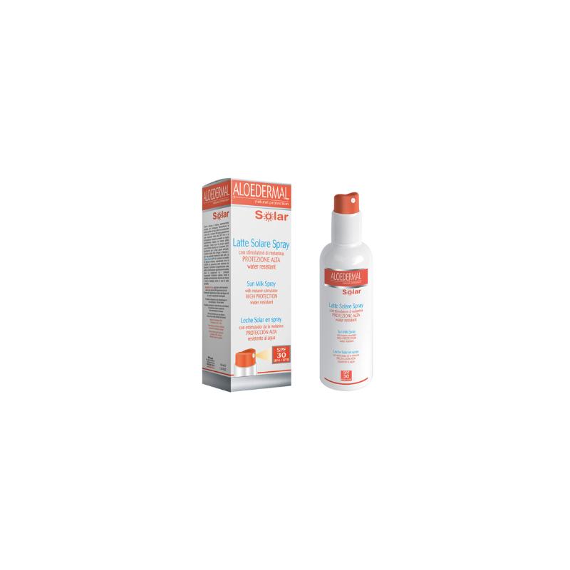 Aloedermal Crema Facial SPF50 Trepat Diet 50ml